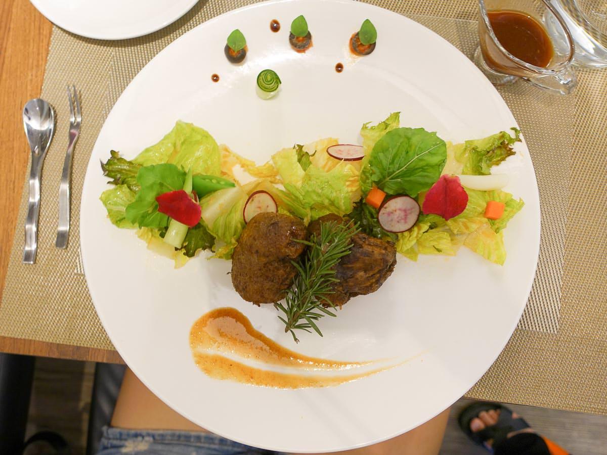 【桃園食記】艾維農歐風素食 桃園美食新選擇 新鮮健康蔬食 手工宅配蛋糕