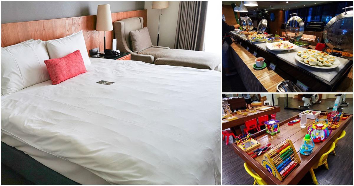 花蓮住宿推薦|藍天麗池飯店AZURE HOTEL 花蓮市區景點美食小吃環繞的絕佳飯店附寵物住宿旅館、自助早餐吃到飽、交通停車2019