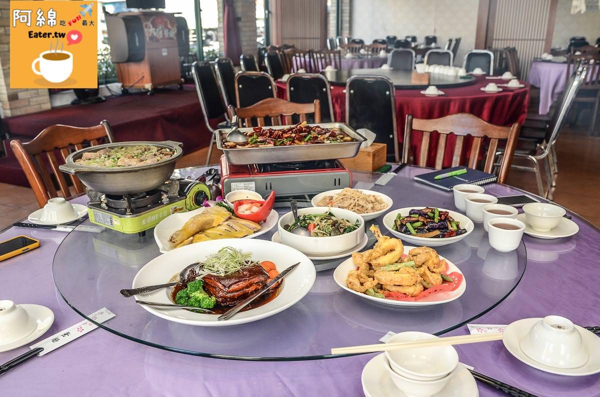 桃園餐廳推薦|大荷餐廳 家常菜量多好吃,年菜外帶和除夕圍爐餐廳好選擇,附菜單價錢、停車交通2020