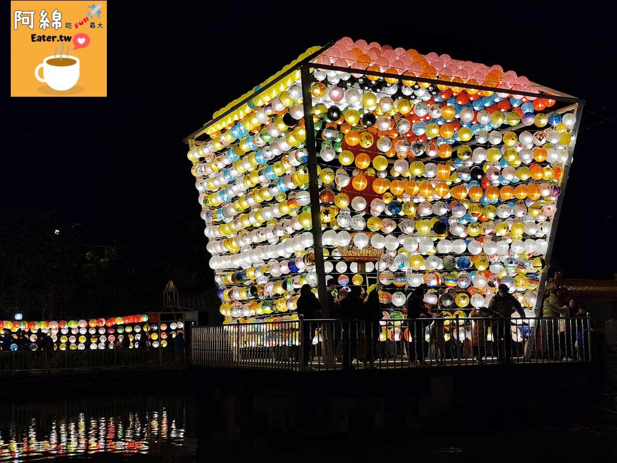 新北景點推薦|三峽廣行宮 全台最大祈福天燈,元宵燈會走春免費景點推薦附開燈時間、停車交通2020