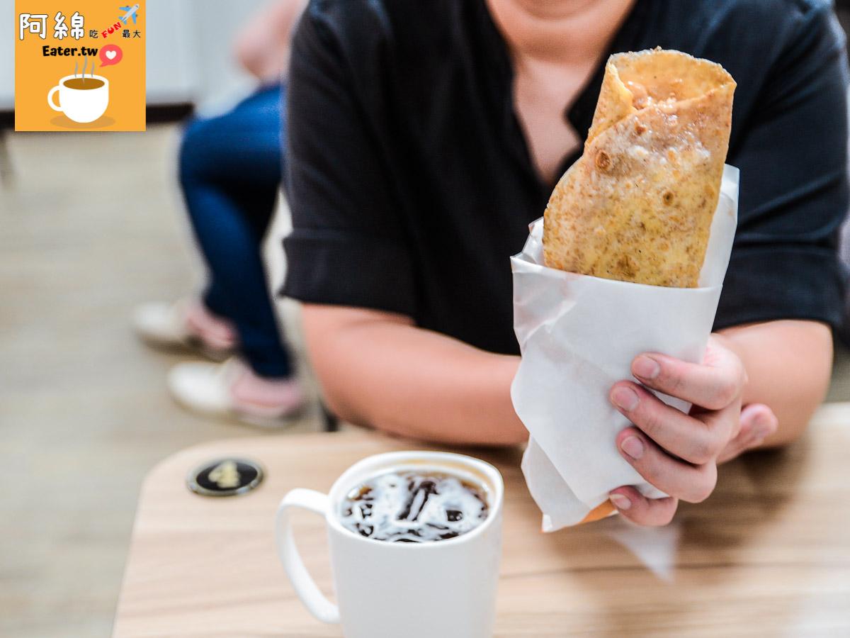 卡莉莎早午餐(桃園中山店)|桃園早午餐推薦-隱藏版義大利麵配上香醇阿拉比卡美式咖啡,完美!附菜單價錢、停車交通2020