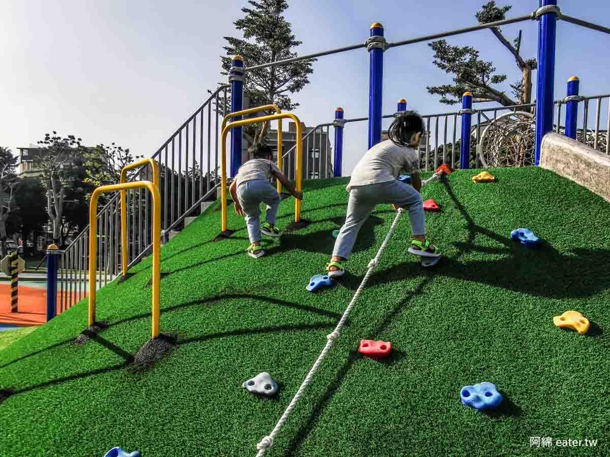 桃園親子景點|兒童駕駛訓練公園(文化公園)-桃園首座兒童體驗駕駛訓練公園,共融式遊戲場附停車交通2020